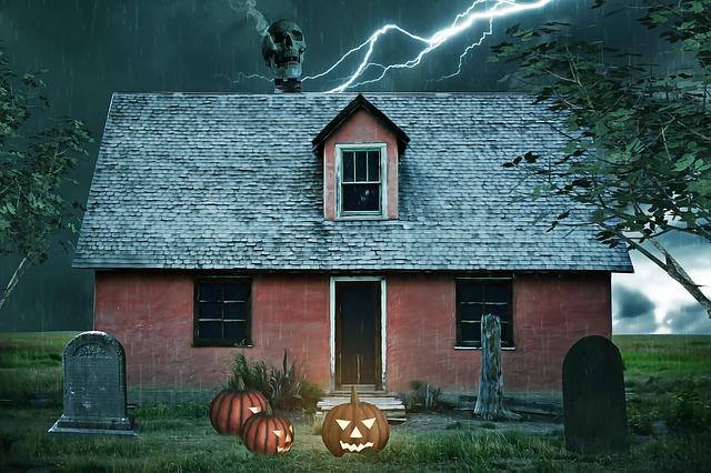 dům hrůzy
