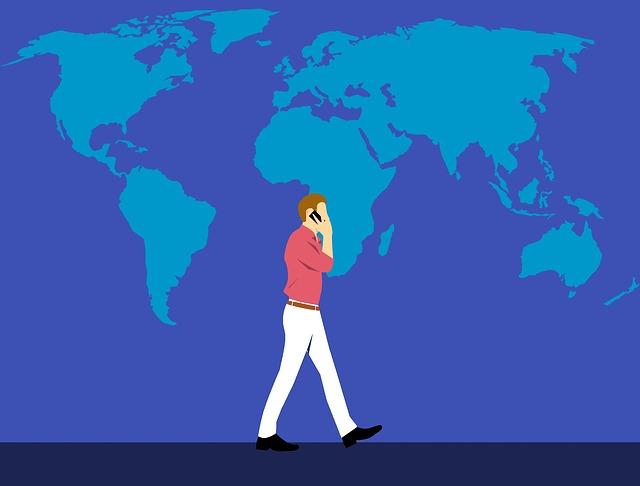 mezinárodní volání