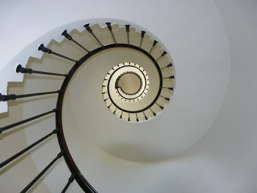 staircase-snail-lighthouse-53554